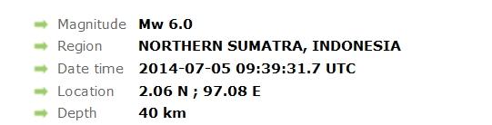 2014-07-05 17-30-31-Earthquake - Magnitude 6.0 - NORTHERN SUMATRA, INDONESIA - 2014 July 05, 09_39_3