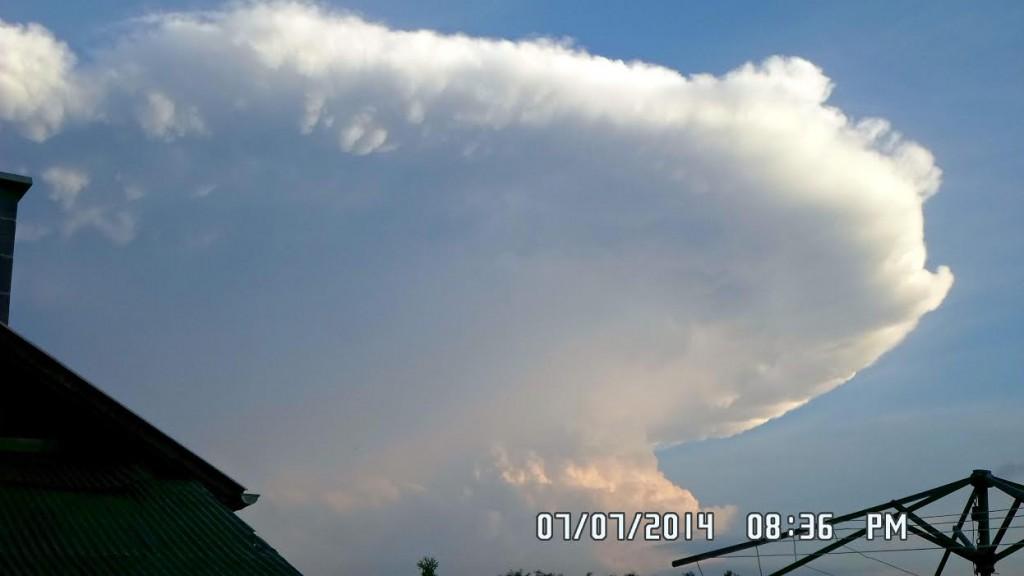 oblak velika gorica