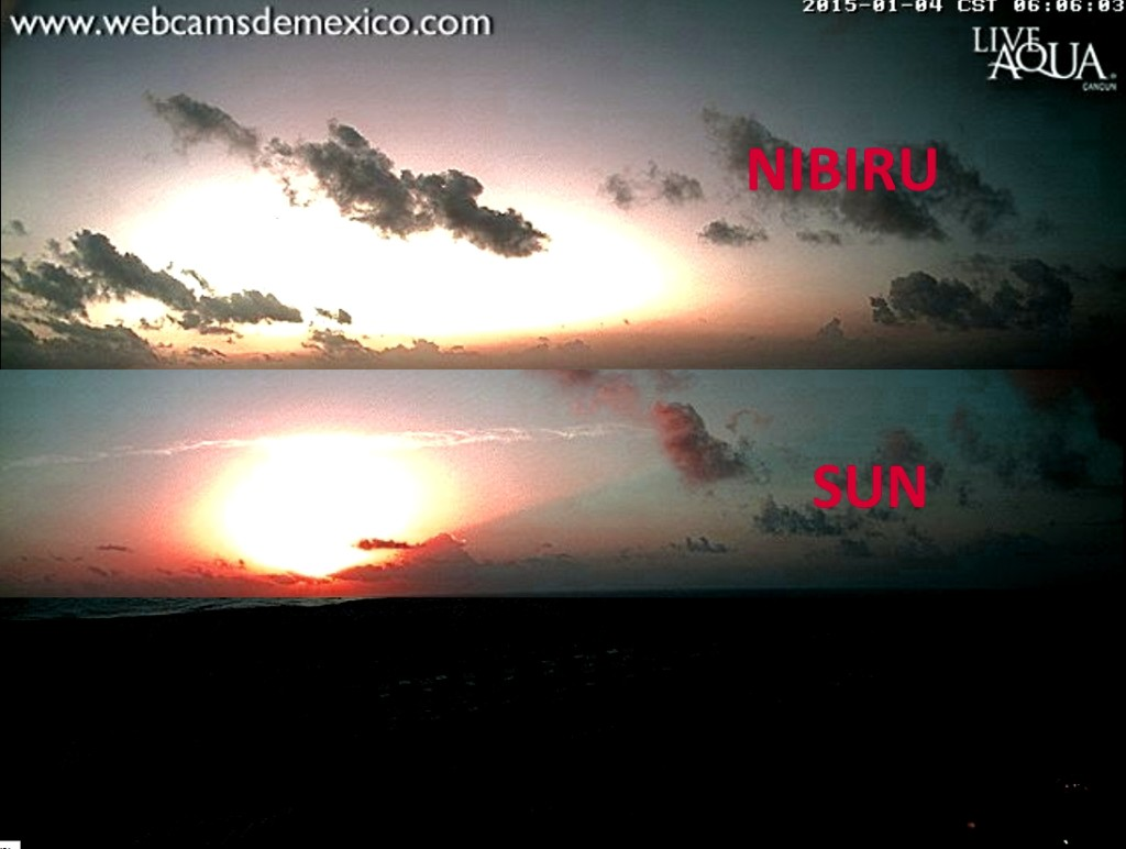 NIBIRU vs SUN